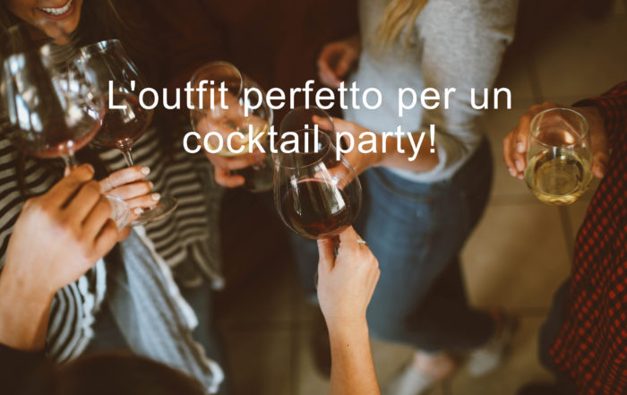 Outfit cocktail party